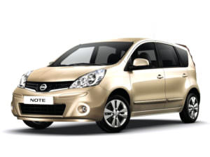 Ремонт Nissan note