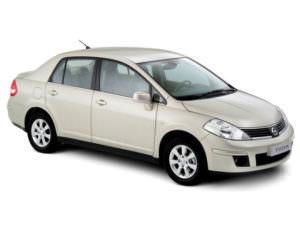 Ремонт Nissan tiida