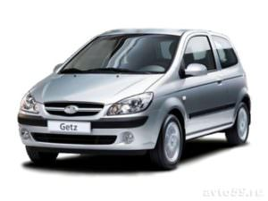 Ремонт Hyundai Getz